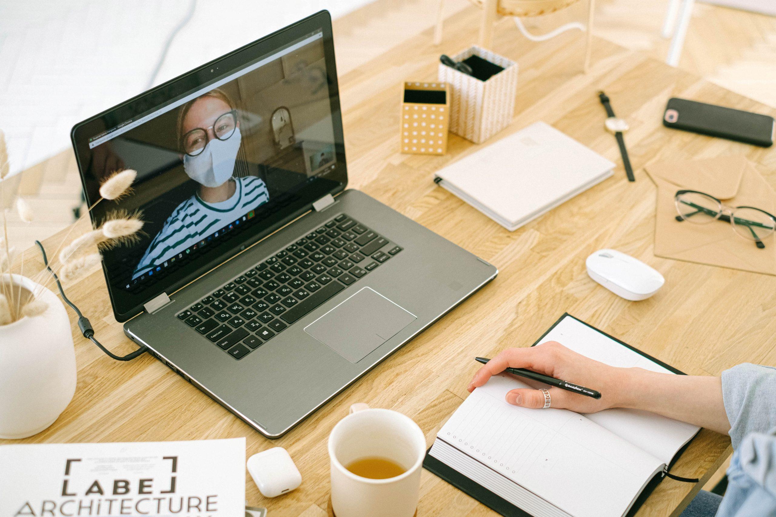 Videokonferenzen & Homeschooling